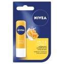 Nivea milk & honey huulepalsam 4,8g