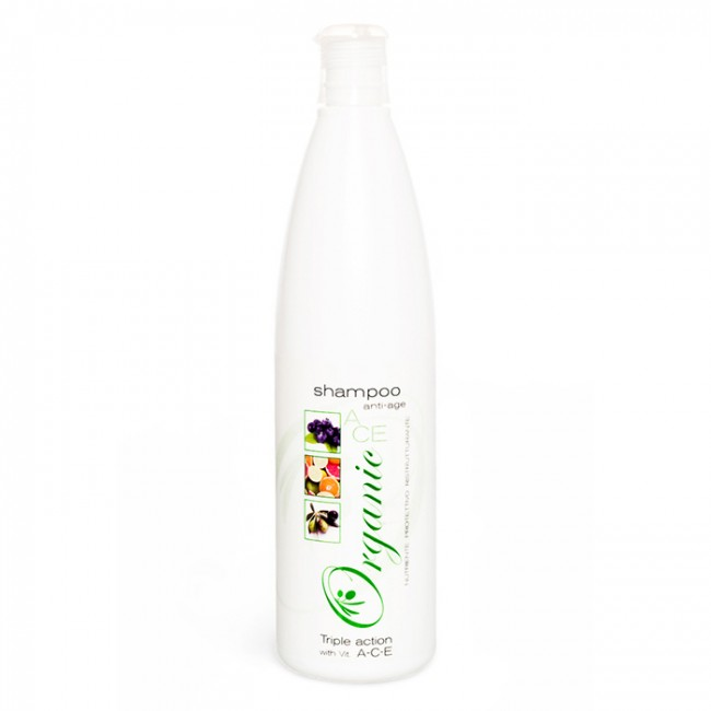 Linea Natura Organic shampoon, 500ml.