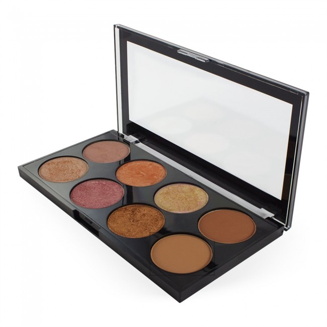 Revolution Golden Sugar 2 palette 13g