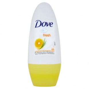 Dove rulldeodorant go fresh grapefruit 50ml