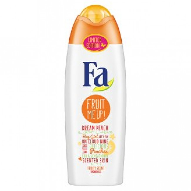 Fa Dream peach dushigeel 250ml