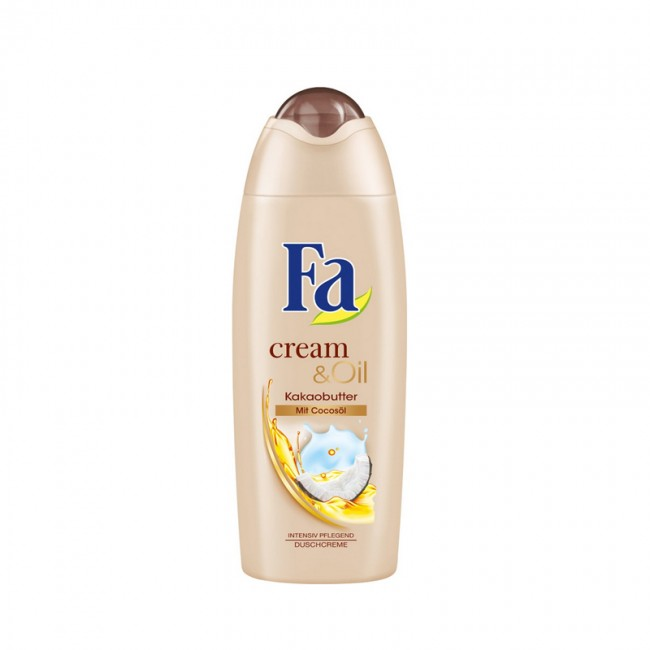 Fa cream & oil dushigeel 250ml