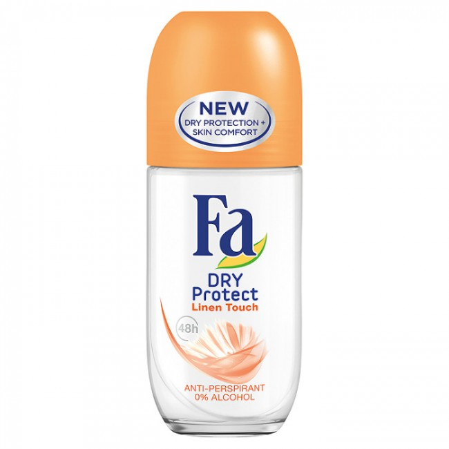 Fa Dry Protect  Linen Touch 50ml