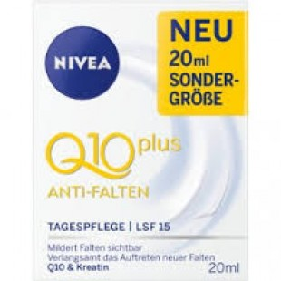 Nivea Q10 plus päevakreem 20ml