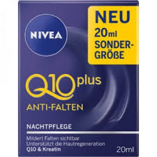 Nivea Q10 plus öökreem 20ml