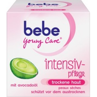 Bebe young care kreem kuivale nahale 50ml
