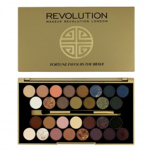 Makeup Revolution Fortune Favours the Brave palette 16g