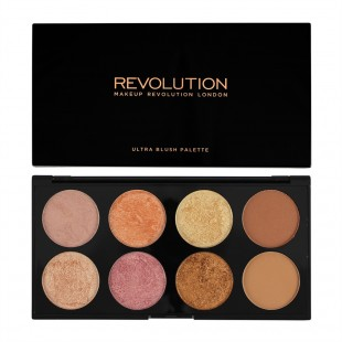 Makeup Revolution Golden Sugar 2 palette 13g