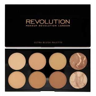 Revolution Palette All About Bronze 13g