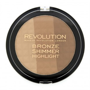 Makeup Revolution Bronze Shimmer Highlight 15g