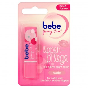 Bebe young care huulepalsam nude 4,9g