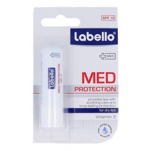 Labello LSF 15 med protection Vitamin E