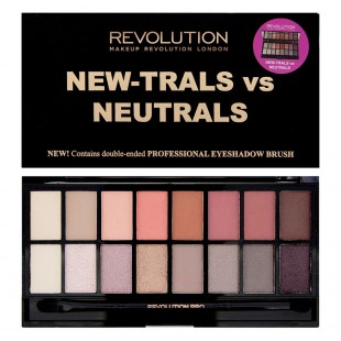 Revolution New-trals vs neutrals palette 16g