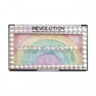 Revolution rainbow highlighter 10g