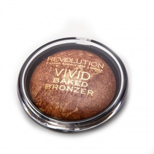 Makeup Revolution baked Bronzer Rock on World 13g