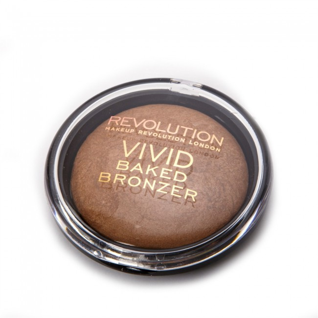 I Heart Revolution baked Bronzer Golden Days 13g