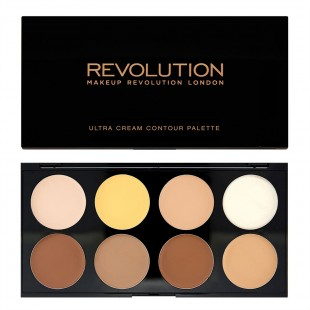 Revolution Ultra cream contour palette 13g