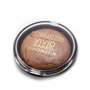 Makeup Revolution Baked bronzer Ready to go 13g