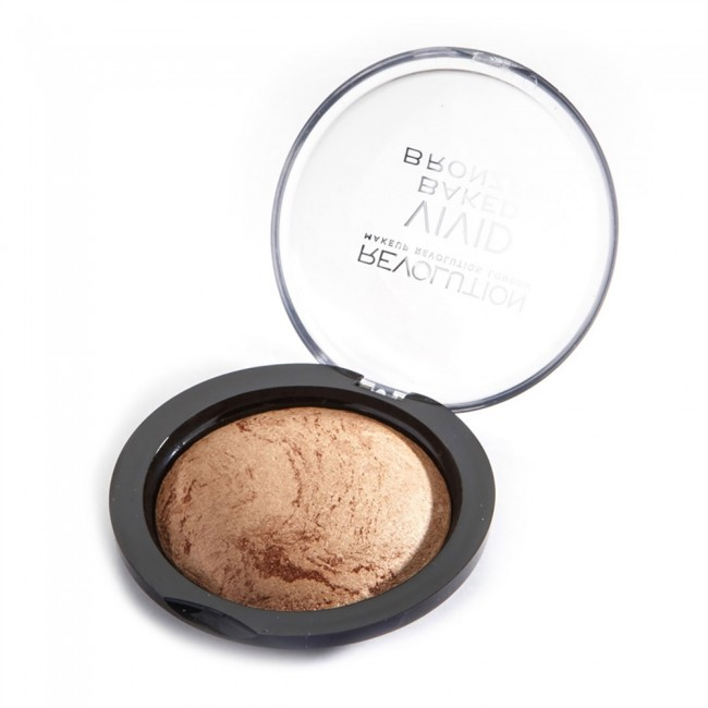 Revolution Baked bronzer Ready to go 13g