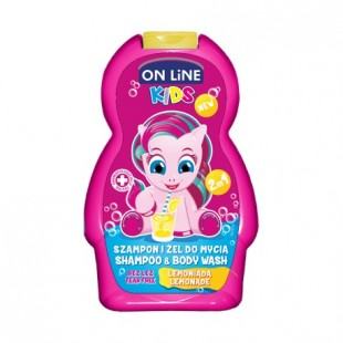 On line dushigeel ja shampoon Lemonade 250ml