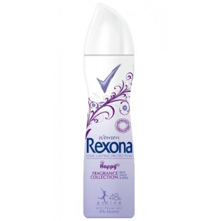 Rexona happy morning deodorant 150ml