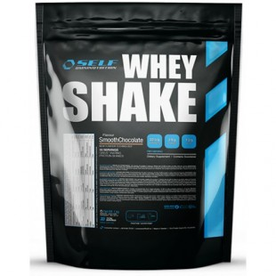 SELF Whey Shake Smooth Chocolate 1kg
