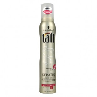 Taft juuksevaht keratin ultra strong 200ml