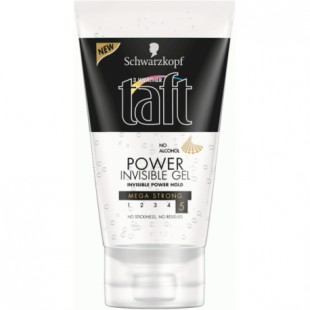 Taft Invisible Gel 150ml