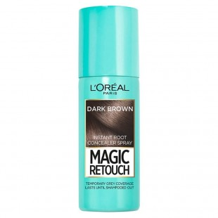 Loreal Magic Retouch tume pruun 75ml tooniv spreivärv