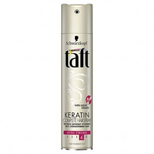 Taft juukselakk Keratin ultra strong 200ml