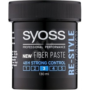 Syoss vormiv fiiberpasta 130ml