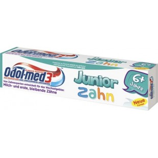 Odol-med3 junior hambapasta 6+ 50ml