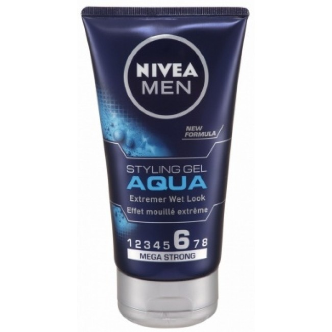 Nivea men styling gel aqua 150ml