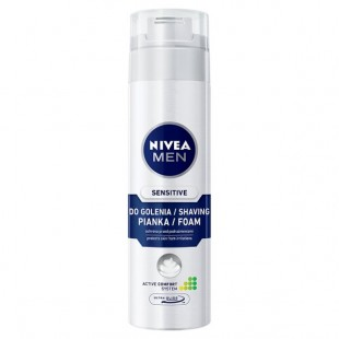 Nivea men sensitive raseerimisgeel 200ml