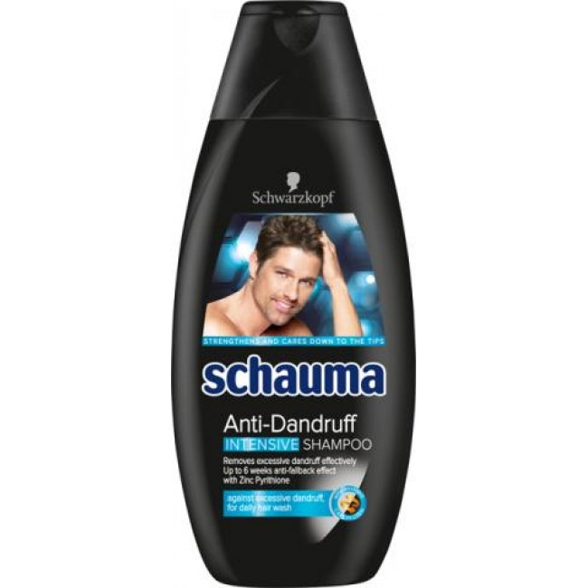 Schauma Men kõõmavastane šampoon 250ml