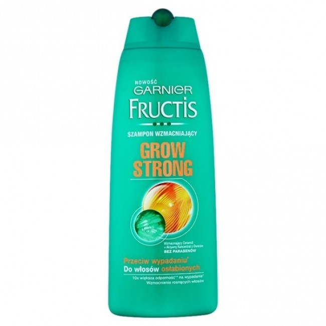 Garnier Fructis shampoo grow strong v2. 250ml