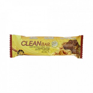 ALL STARS Clean Bar Peanutbutter Chocolate 60g