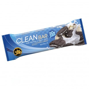 ALL STARS Clean Bar Cookies Cream  60g