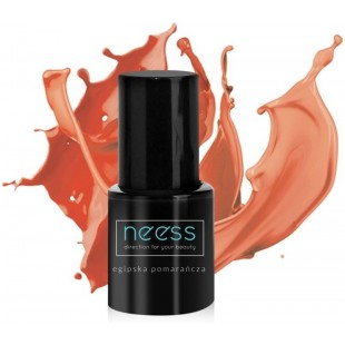 Neess UV geel-küünelakk Egyptian Orange 8ml