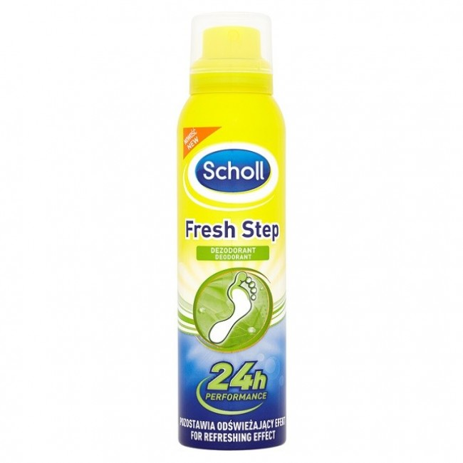 Scholl Fresh Step deodorant 150ml