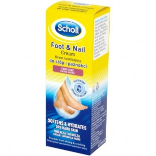 Scholl Foot & Nail kreem 60ml