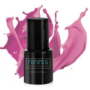 Neess UV geel-küünelakk Lotus Flower 8ml