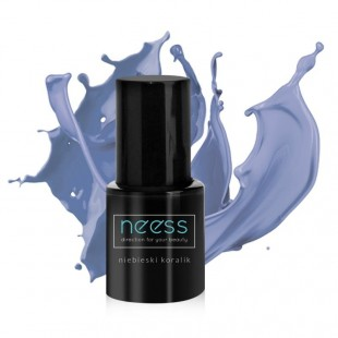 Neess UV geel-küünelakk Blue Bead 8ml