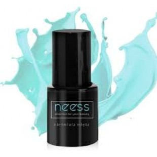 Neess UV geel-küünelakk Shy Mint 8ml