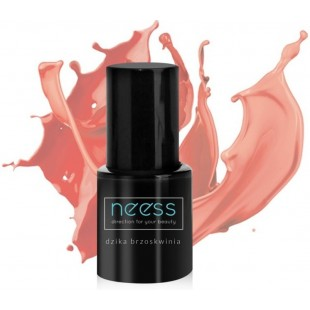 Neess UV geel-küünelakk Wild Peach 8ml