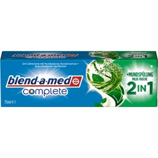 Blend-a-med hambapasta complete 2in1 75ml