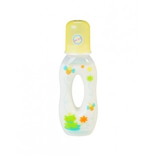 Baby-Nova easy to hold lutipudel kollane 250ml