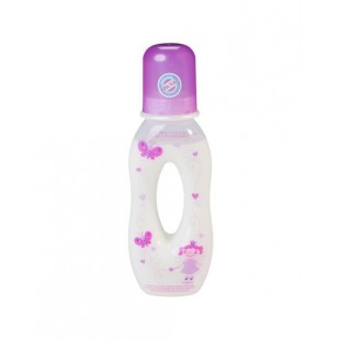 Baby-Nova easy to hold lutipudel lilla 250ml