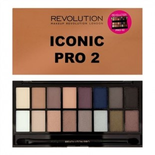 Makeup Revolution Iconic pro 2 palette 16g