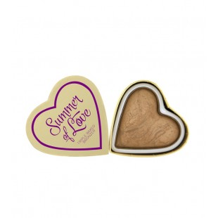 Makeup Revolution baked Bronzer Love hot Summer 10g